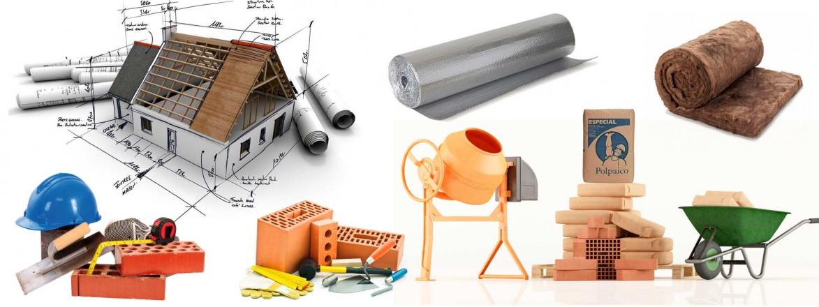 Materiales de construcci n construye y compra f cil - Materiales de construccion aislantes ...